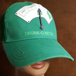 Accessories - Drunk -O-Meter fun Irish hat